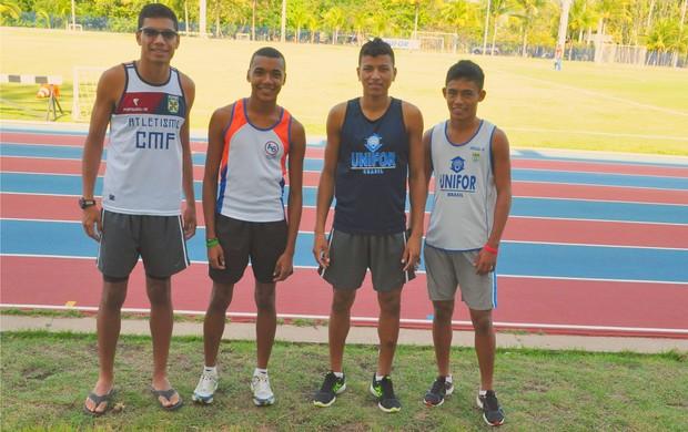 Cearenses disputarão Jogos Mundiais Escolares em Brasília (Foto: Roberto Leite)