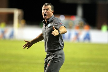 Mazola Júnior técnico do Paysandu (Foto: Akira Onuma/O Liberal)
