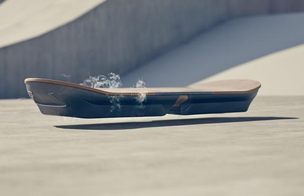 Lexus anuncia a criação de skate voador Hoverboard (Foto: Divulgação)