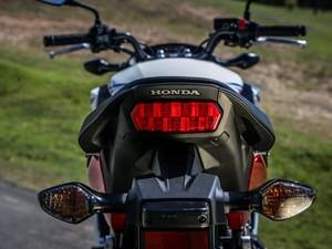 Honda CB 650F (Foto: Caio Mattos / Divulgação)