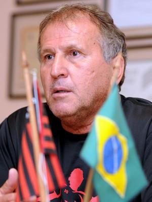 Entrevista Zico 60 anos (Foto: André Durão)