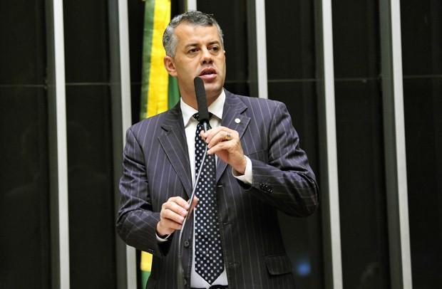 O deputado federal Evair Vieira de Melo (PV-ES) (Foto: Luis Macedo/Câmara dos Deputados)