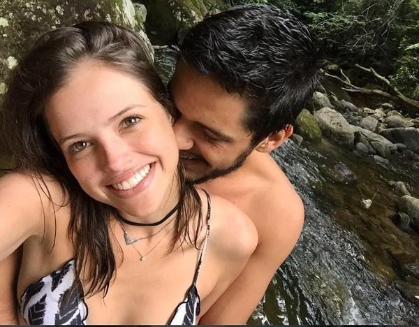 Pedro Lamin e Agatha Moreira  (Foto: Reprodução Instagram)