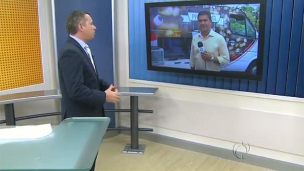 Redação móvel na TV digital