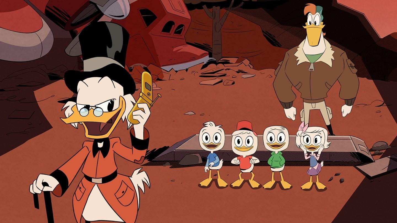 Visual do reboot de DuckTales (Foto: Divulgação)