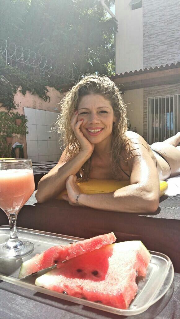 Cátia Paganote  (Foto: Vidal Vieira / Divulgação)