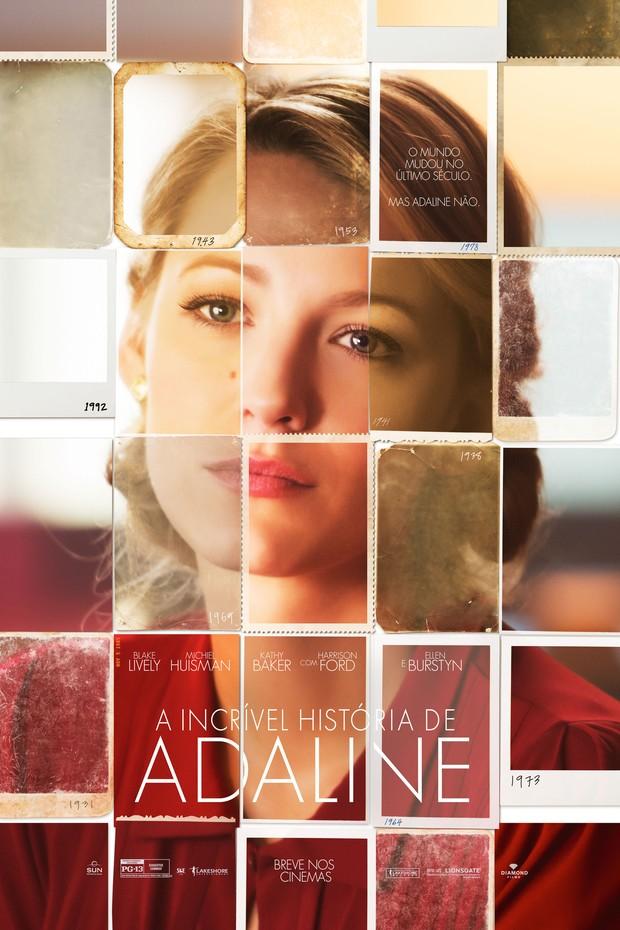A Incrível História de Adaline Torrent Dublado (2015)