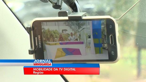 Sinal digital pode se recebido em diversas plataformas (Reprodução/ Vanguarda)