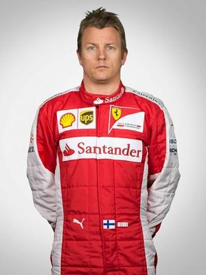 Kimi Raikkonen Ferrari F-1 (Foto: Divulgação / Site Oficial F-1)
