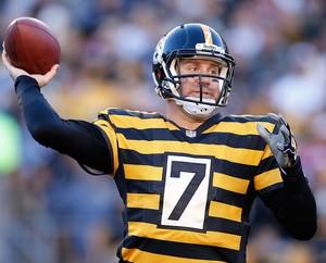 Ben Roethlisberger, Pittsburgh Steelers, NFL (Foto: Getty Images)