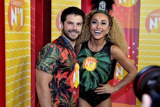 Duda Nagle e Sabrina Sato (Foto: Roberto Teixeira / Ego)