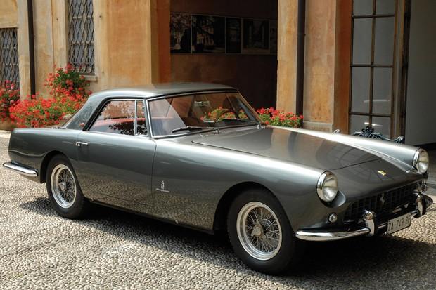 Ferrari 250 GT Pininfarina Coupé de segunda série (Foto: Divulgação)