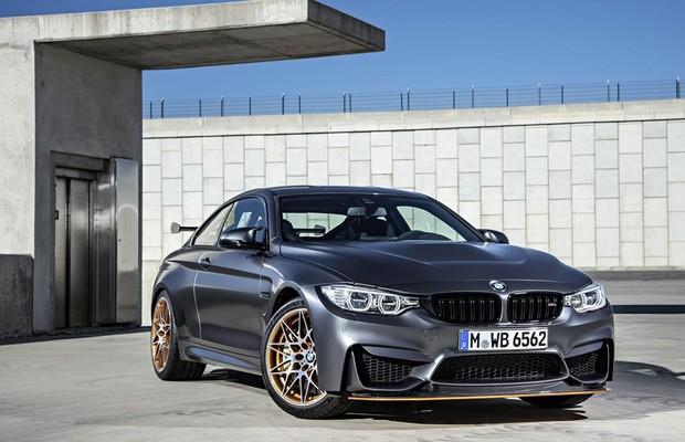 BMW M4 GTS (Foto: Divulgação)