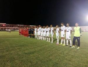 Potiguar de Mossoró x Alecrim - Campeonato Potiguar 2016 - Estádio Nogueirão (Foto: Diogenes Baracho/Alecrim FC)
