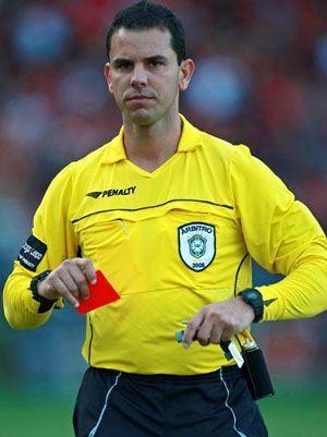 Rodrigo Cintra foi árbitro durante 18 anos (Foto: Divulgação)