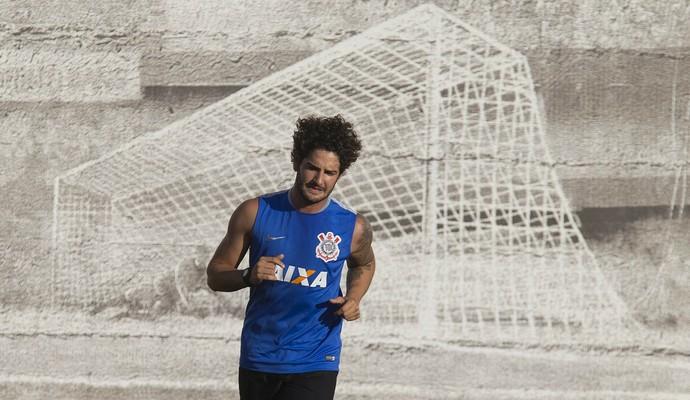 Alexandre Pato, Corinthians (Foto: Daniel Augusto Jr/Ag. Corinthians)