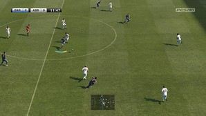 in-game do PES 2011