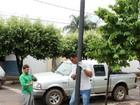 Começa a instalação de semáforos em trechos de Araguari