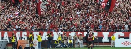Grandes momentos: Mande sua  foto da Arena da Baixada (Divulgação/Atlético-PR)