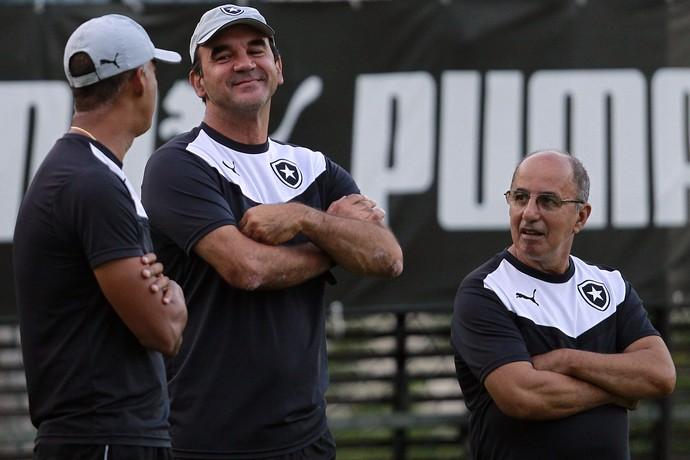 Ricardo Gomes Botafogo (Foto: Vitor Silva / SSpress / Botafogo)