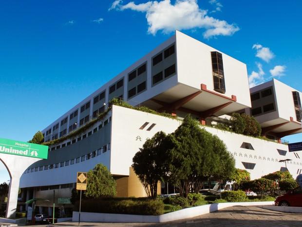 Hospita da Unimed JP (Foto: Divulgação/Marketing Unimed JP)