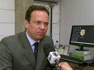 Delegado da PF diz que decisão de abater avião cabe à FAB (Foto: Adriano Ferreira/EPTV)
