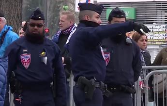 França mobilizará 10 mil pessoas para a segurança dos torcedores na Euro