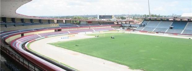 Estádio Rei Pelé (Foto: Divulgação)