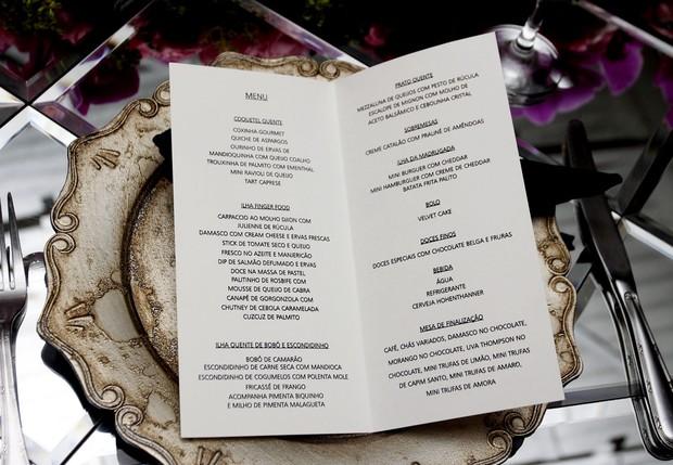 Decoração do Casamento de Léo Áquilla e Chico Campadello  (Foto: Celso Tavares / Ego)