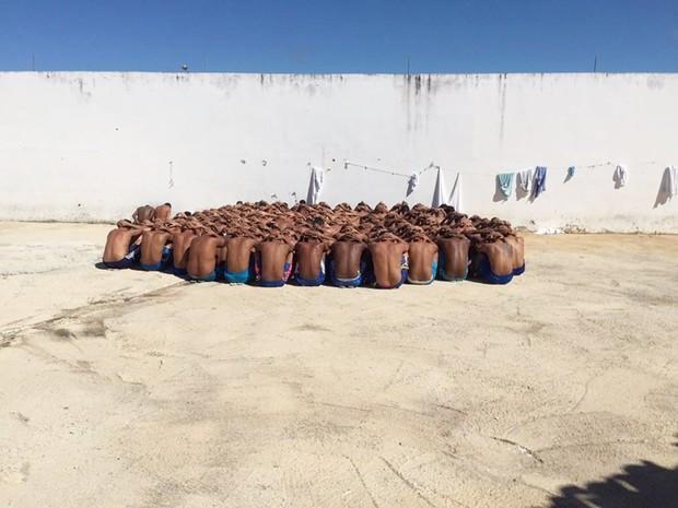 Em calamidade há mais de 1 ano, sistema prisional potiguar é tema de audiência pública promovida pela OAB/RN (Foto: Anderson Barbosa/G1)