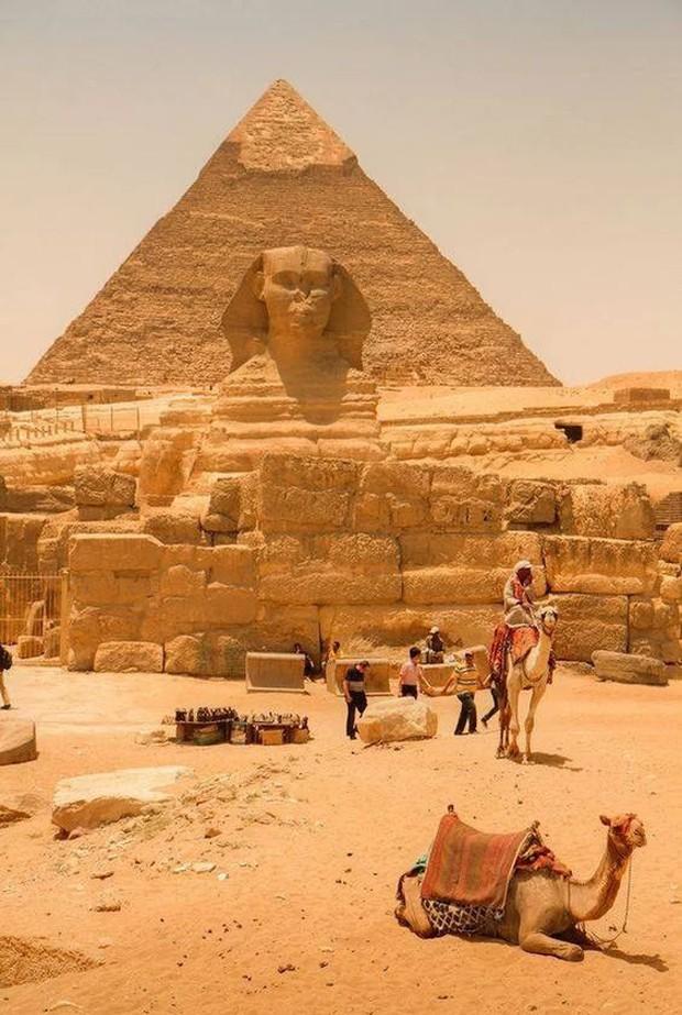 Cairo, Egito (Foto: Reprodução / Pinterest)