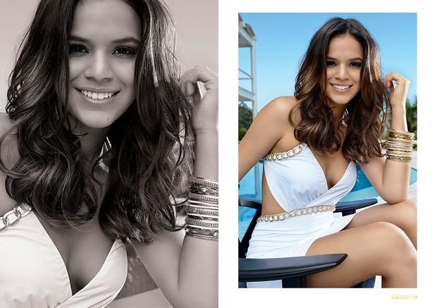 Bruna Marquezine posa para campanha (Foto: Planet Girls / Divulgação)