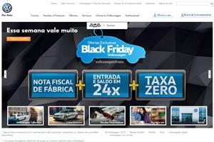 Volkswagen terá ofertas na Black Friday (Foto: Divulgação)
