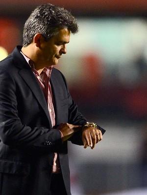 Ney Franco jogo São Paulo (Foto: Mauro Horita / Ag. Estado)
