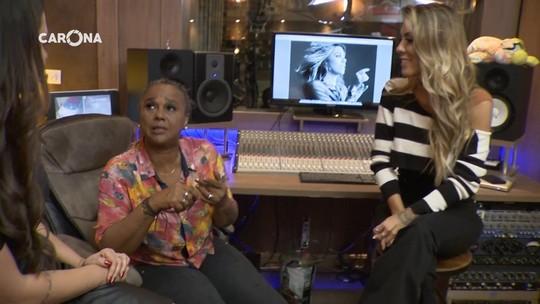 Cecília Ribeiro conversa com DJ Larissa Lahw e Sandra de Sá