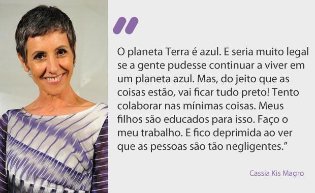 Cassia Rio+20 (Foto: Amor Eterno Amor/TV Globo)