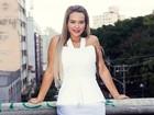 Geisy Arruda passará a virada de ano com look branco e bem comportado: 'Igual a nova Geisy'