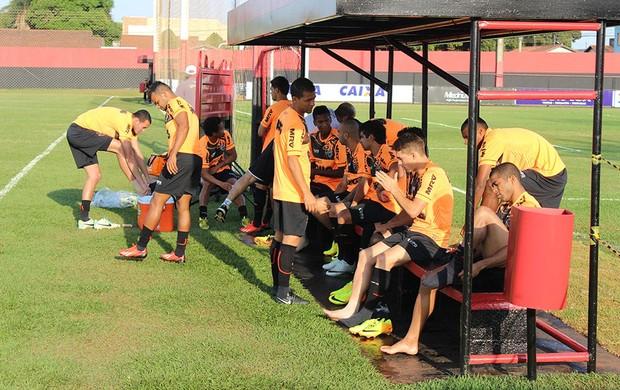 Treino Atlético-MG (Foto: Rodrigo Fuscaldi)