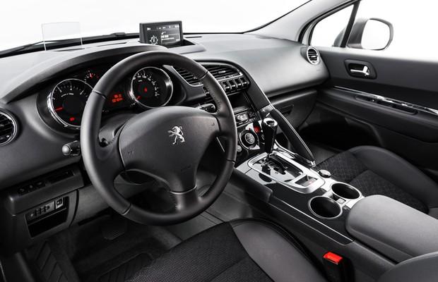 Peugeot 3008 (Foto: Divulgação)