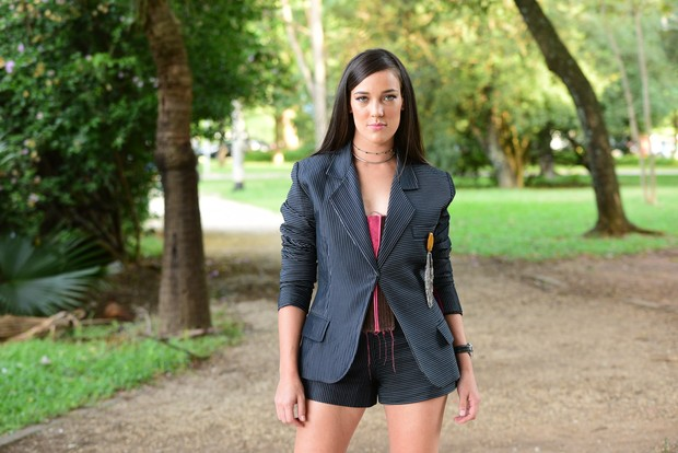 Adriana Birolli (Foto: Leo Franco / AgNews)