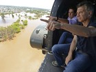 Macri promete reconstruir casas de 20 mil desalojados na Argentina