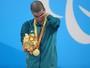 """Após recorde, Daniel Dias quer tempo das piscinas: """"Não pensar em natação"""""""