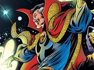 O personagem Doutor Estranho  (Foto: Divulgação/Marvel)