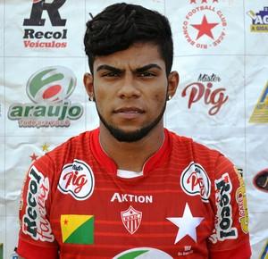 Olliver Gulliver, 19 anos, Rio Branco-AC (Foto: Duaine Rodrigues)