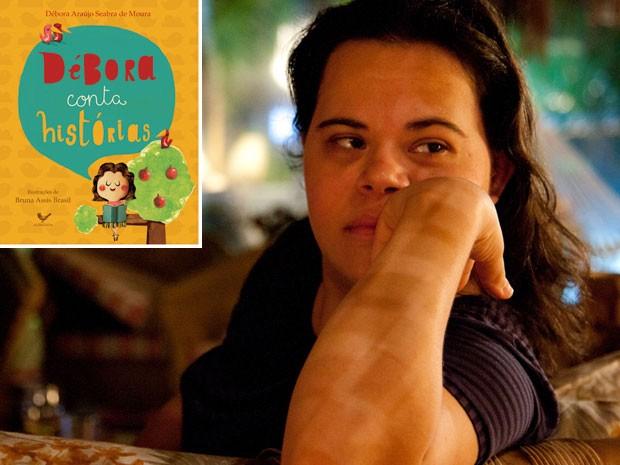 Débora Seabra escreveu livro infantil sobre inclusão (Foto: Divulgação )