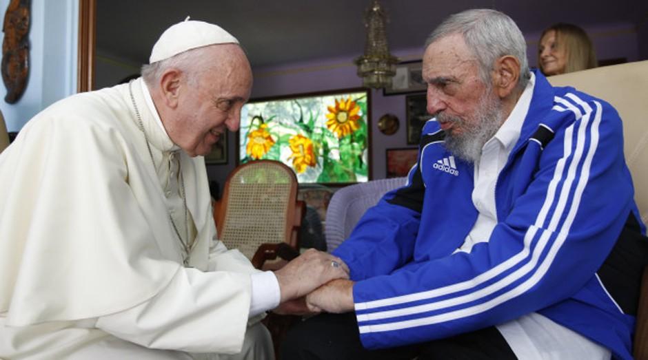 Por que o comunista Fidel Castro usava produtos da empresa Adidas?