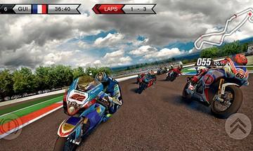 Tela do game SBK15 (Foto: Reprodução)