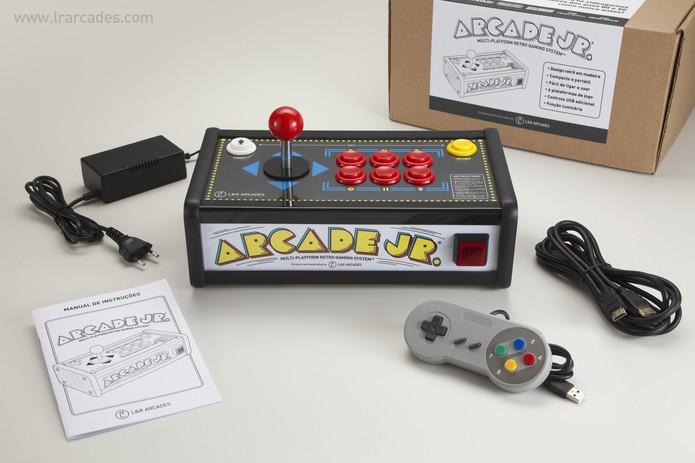 Arcade Jr. (Foto: Divulgação)