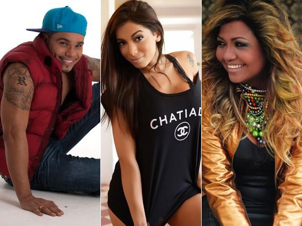 Naldo, Anitta e Gaby Amarantos (Foto: Divulgação/Site oficial)