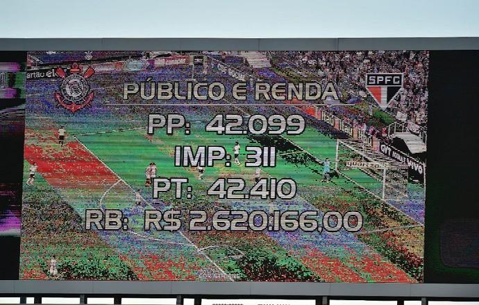 Corinthians x São Paulo (Foto: Marcos Riboli)